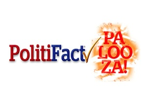 We hold the PolitiFact Palooza every year to discuss our journalism and our expansion plans.
