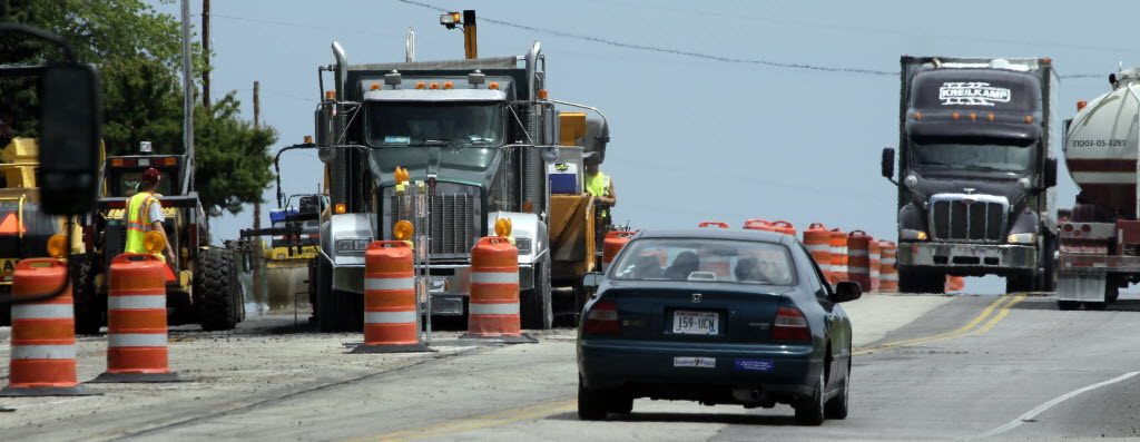 Wisconsin Road Map Printable, Scott Walker Has Less State Money Been Going To Highway Repair And More To Debt On Money Borrowed For Road Work Mark Hoffman Milwaukee Journal Sentinel, Wisconsin Road Map Printable