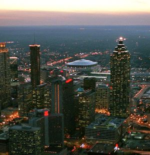 Atlanta sparkled (somewhat) during the 2000 Super Bowl. But did the game really bring in $292 million?
