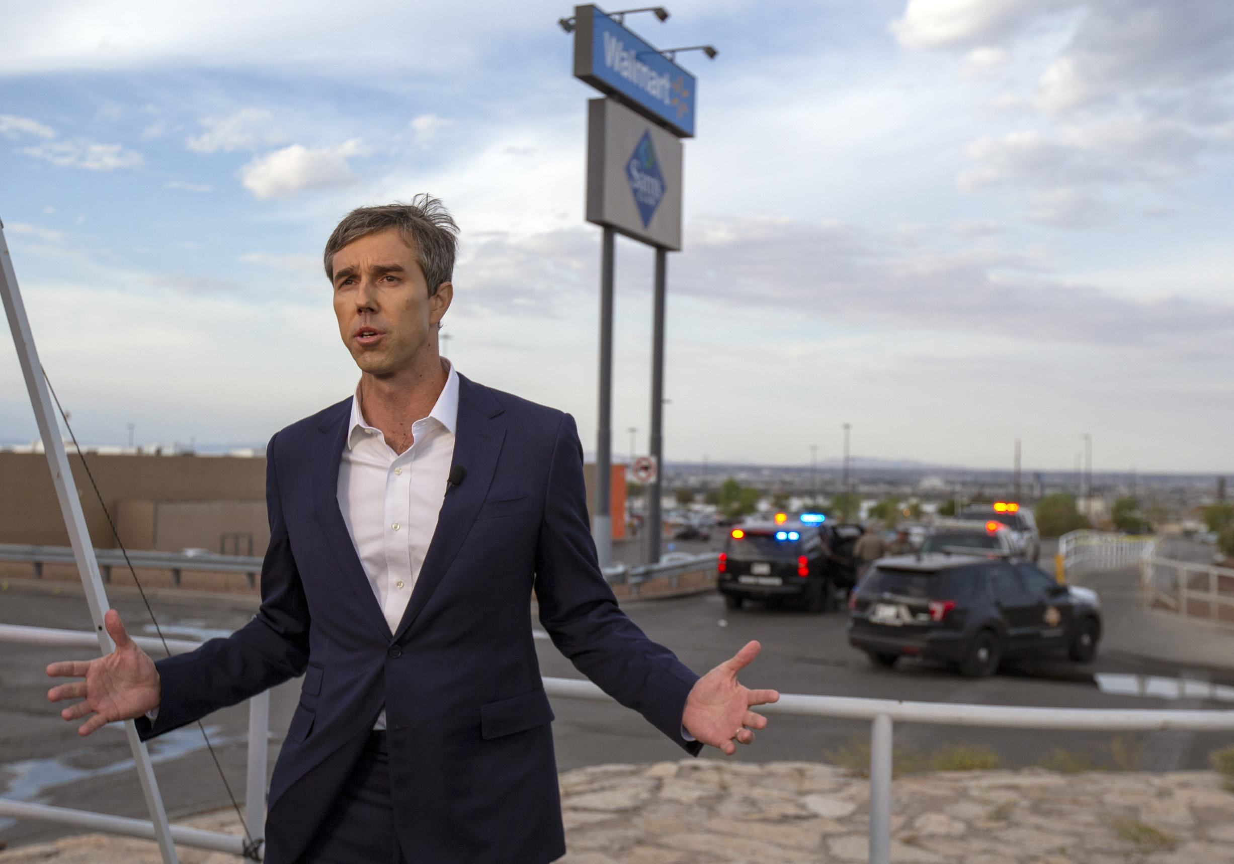 Fact-checking Beto O'Rourke on murders in El Paso after mass