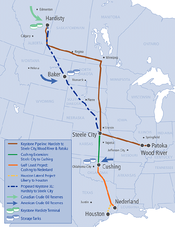 Cory Gardner says Keystone XL pipeline would create ...