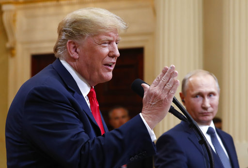 Some in GOP split with White House on Russian Federation sanctions