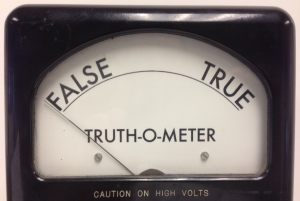 PolitiFact Georgia is finishing up its fourth year of fact checks