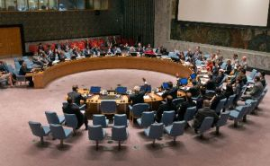 The United Nations Security Council is the key player in international law.
