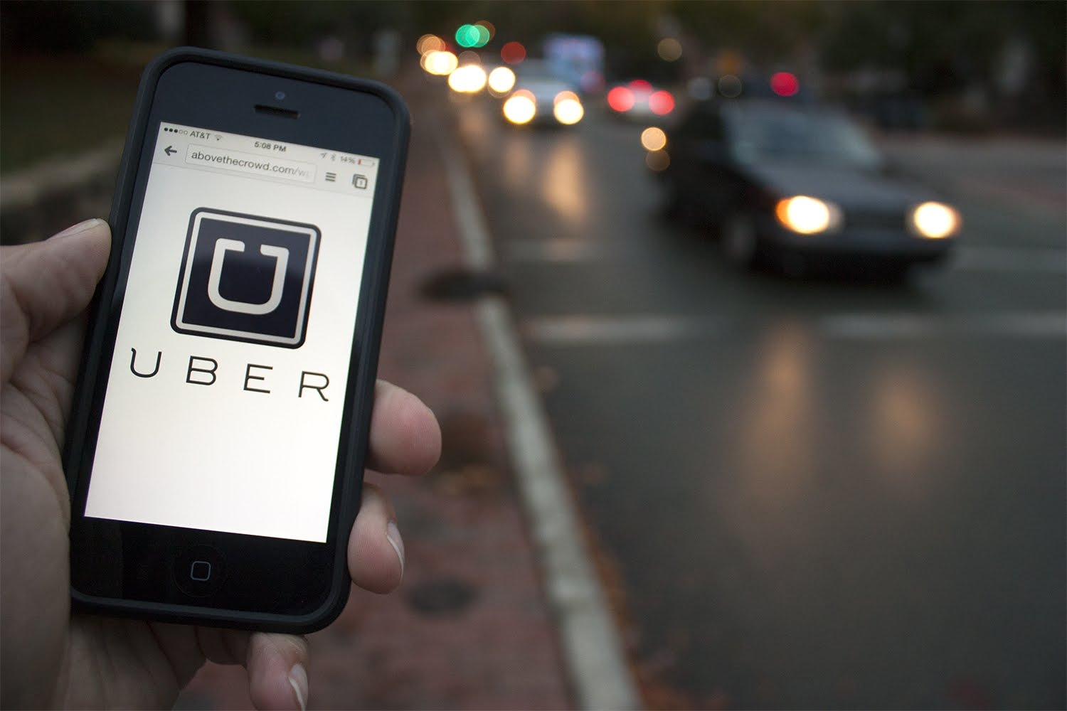 Did DUI arrests in Tampa plummet when Uber came to town