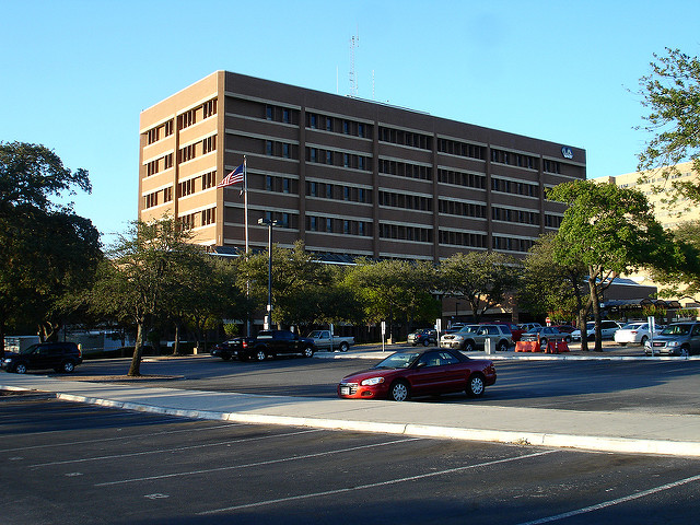 The Audie L. Murphy VA Hospital in San Antonio, Texas. (Vic Vargas, via Flickr Creative Commons)