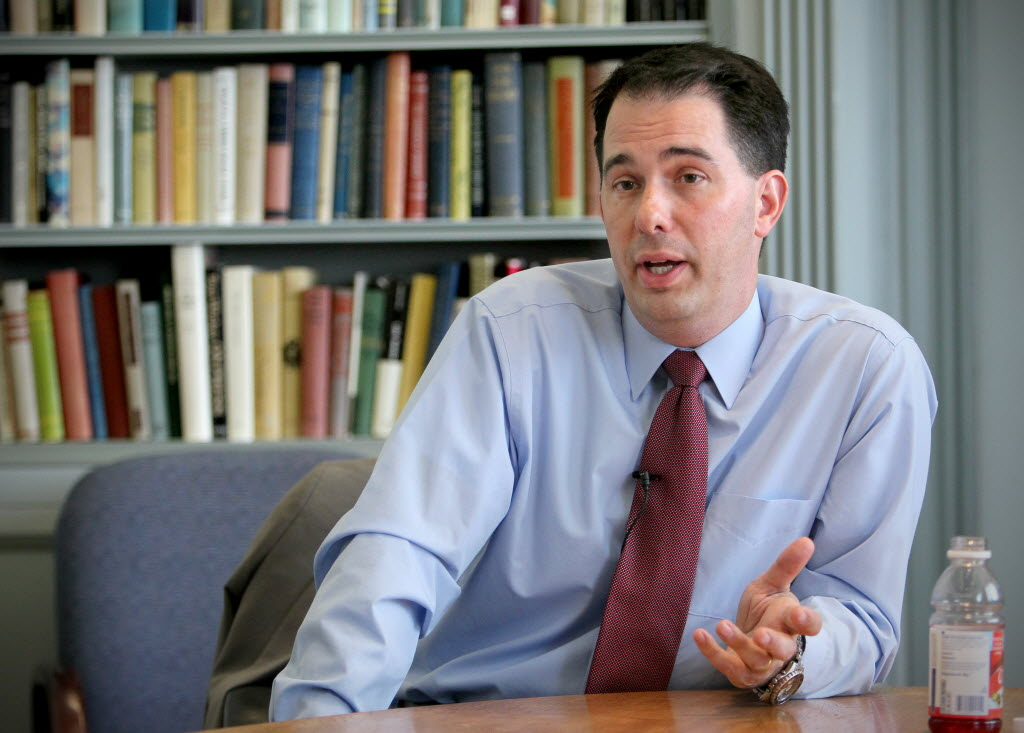Supporters and opponents of Gov. Scott Walker are at odds over a simple question: Did he raise taxes?