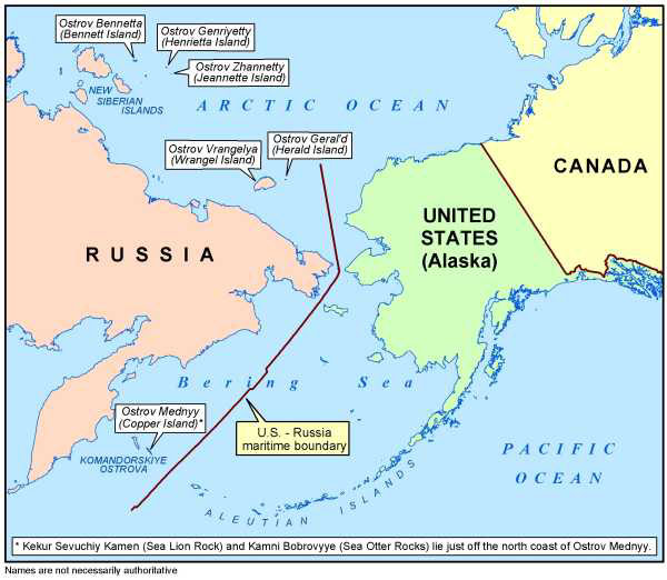 Map Of Us Islands.Wes Riddle Says The U S Is Giving Seven Alaskan Islands To Russia