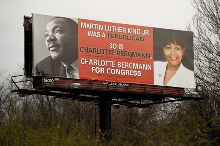 PolitiFact Tennessee found flaws in this billboard claim about the Rev. Martin Luther King Jr.