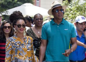 Beyonce and Jay-Z visited night clubs, restaurants and art schools in Cuba.