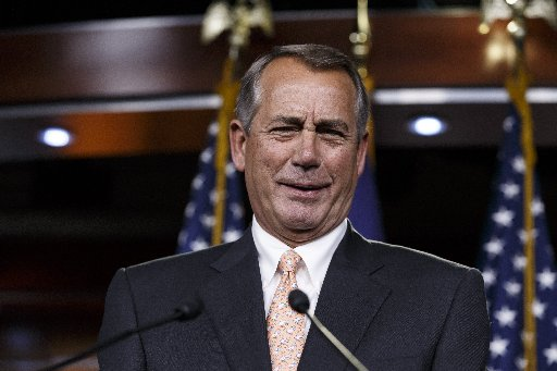 Speaker John Boehner's '22 times' has been echoed per President Obama (Associated Press photo, J. Scott Applewhite).