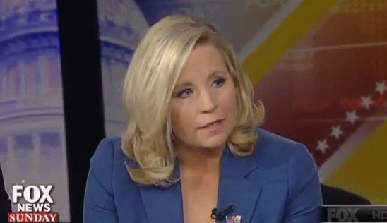 "Liz Cheney appeared on ""Fox News Sunday"" on April 6, 2014."