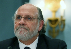 Jon Corzine appears before a House panel on Dec. 8.