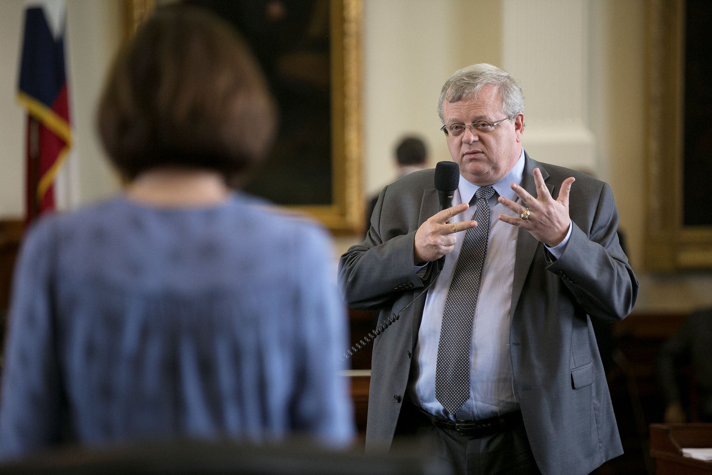 Texas Legislation Needs Context For Claim About Crime