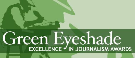 PolitiFact Florida wins two Green Eyeshade awards.