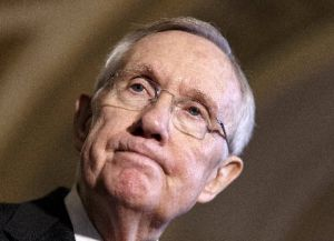 Fox News host Chris Wallace accused Senate Majority Leader Harry Reid of blocking any vote on the Keystone XL pipeline.