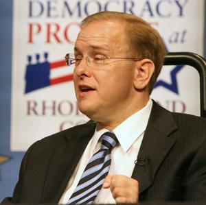 U.S. Rep. James Langevin, D, Rhode Island
