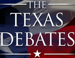 Monday night was debate time for Republicans hoping to be Texas' lieutenant governor through 2018 (KERA-TV, Dallas).