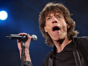 Some 40,000 people attended the Rolling Stones concert in Austin's Zilker Park in October 2006 (Austin American-Statesman, Ralph Barrera).
