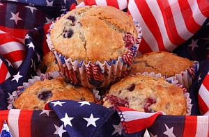 Delicious government muffins, $16 each?