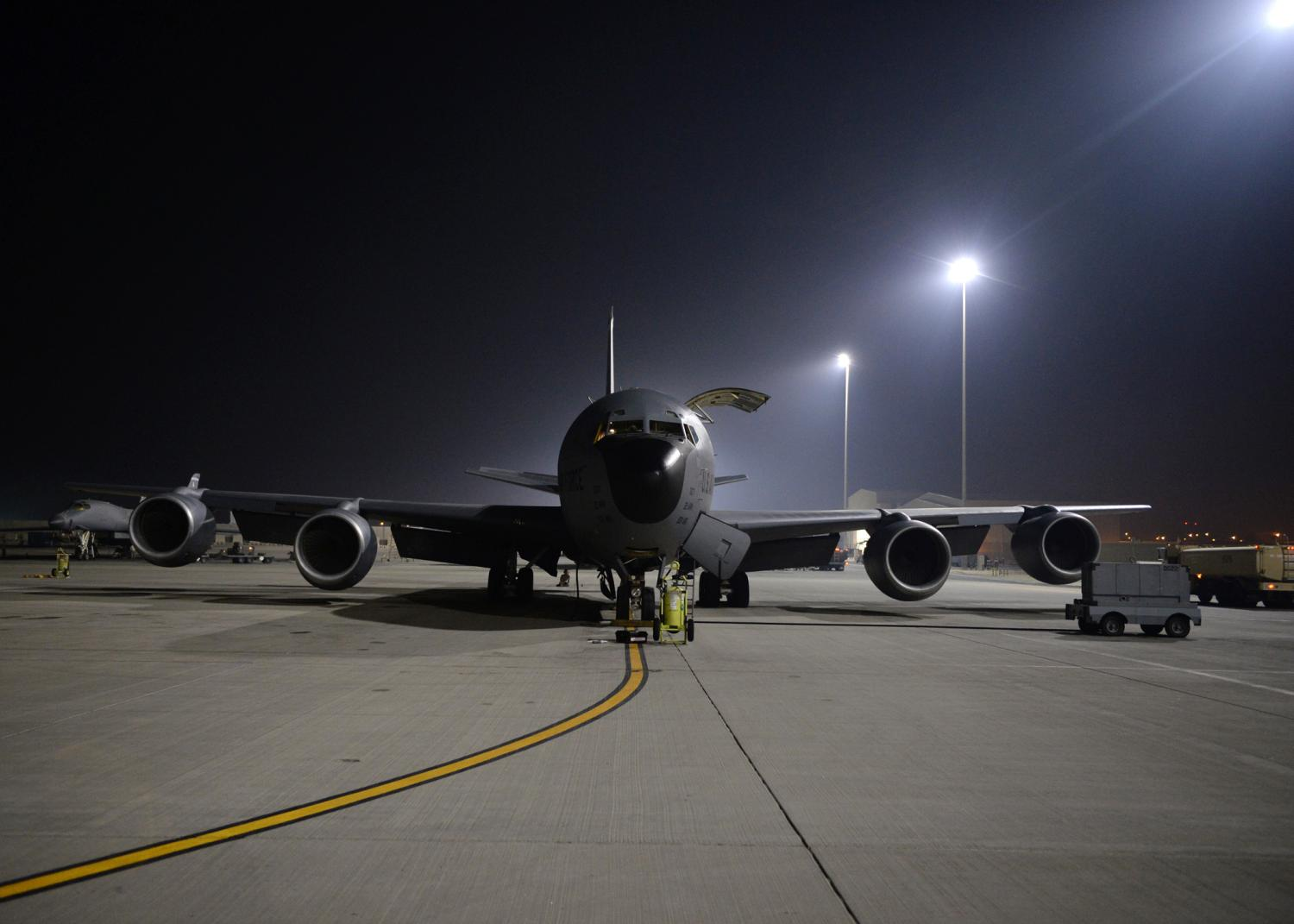 Fox analyst: Airstrikes in Syria conducted at night to