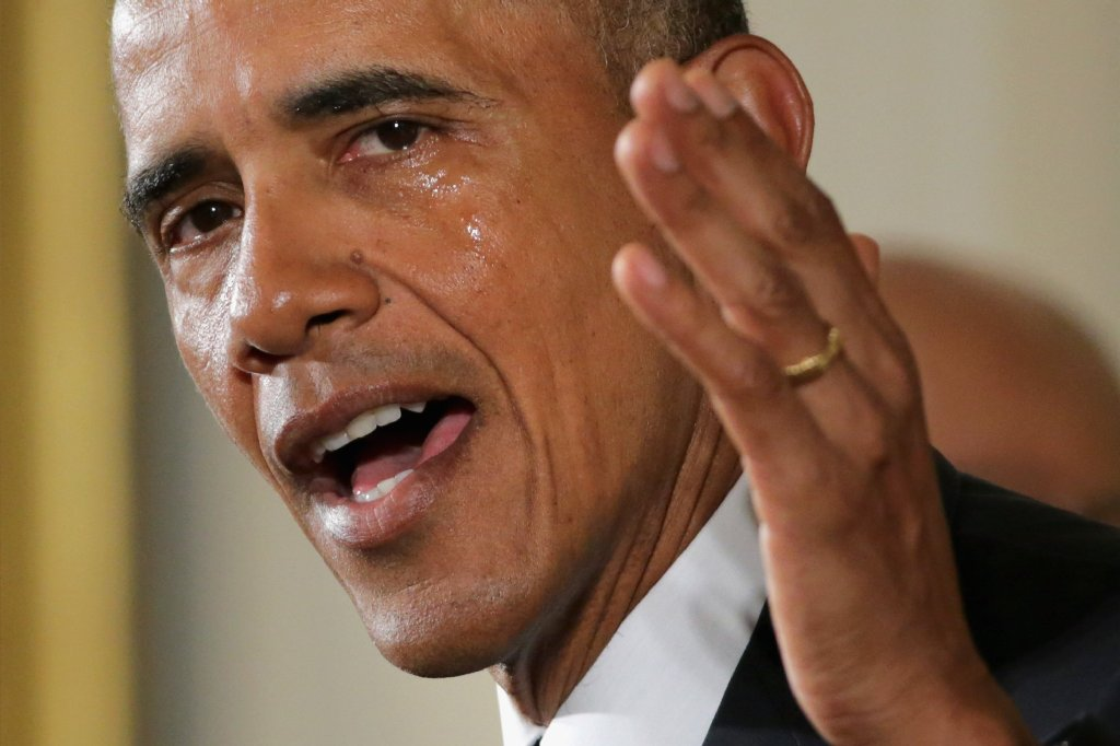 Congress blocked Obama's call for new gun laws after mass shootings