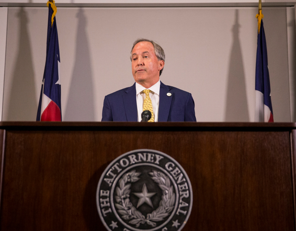 As of June 2018, Ken Paxton appeared to be the nation's only indicted statewide elected official. That was no longer so later in the month.
