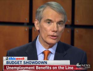 Sen. Rob Portman, R-Ohio, said just 2 percent of Americans earn the minimum wage. Is that correct?