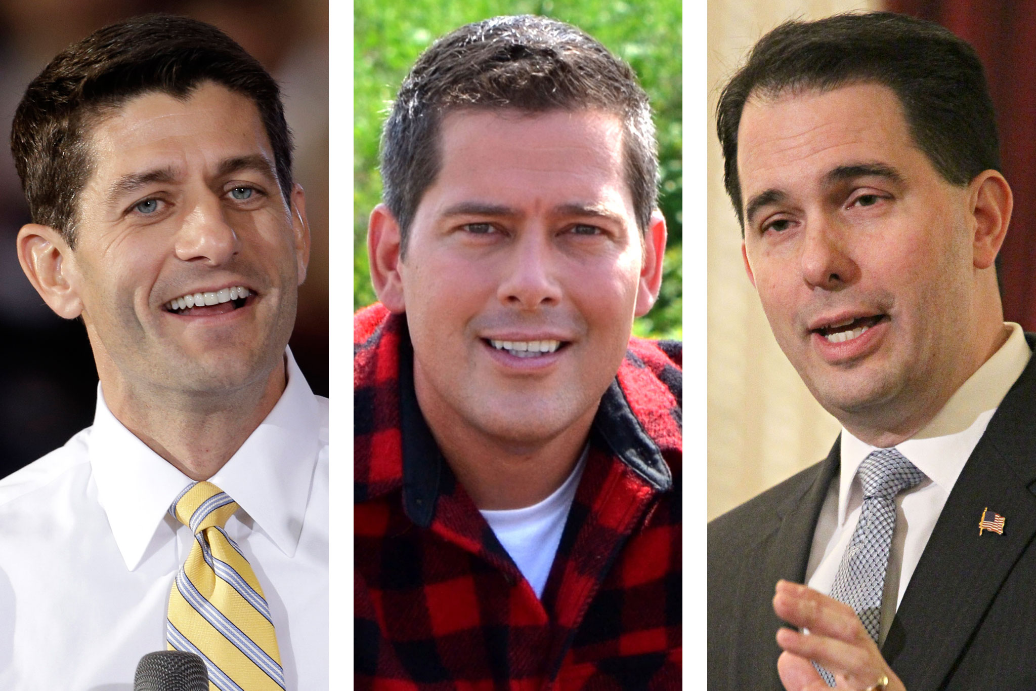 U.S. Reps. Paul Ryan and Sean Duffy, and Wisconsin Gov. Scott Walker are all part of the immigration debate in the Republican Party.