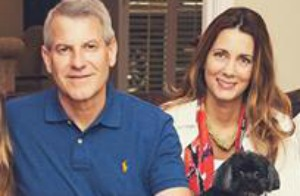Sam Houston, shown here in a Facebook photo with his wife, Jantha, and the family dog, says he has ample experience practicing law.