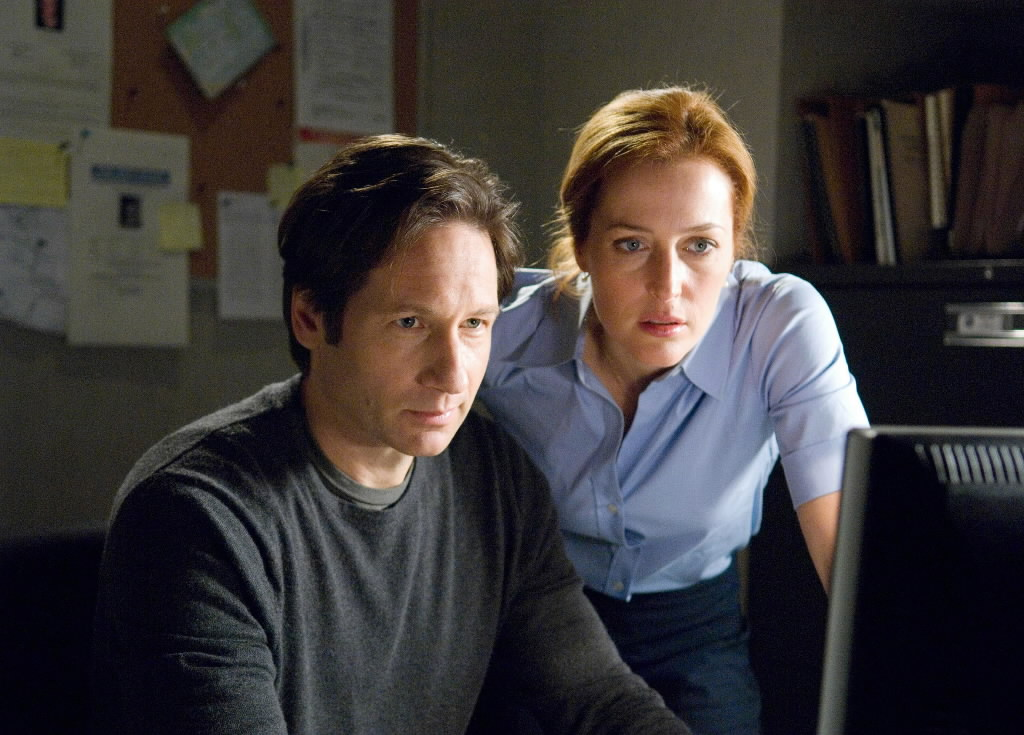 "Scott Walker and Mary Burke, not pictured here, have shown of late in the Wisconsin governor's race that -- as Mulder and Scully from the X-Files might say -- ""The truth is out there."""