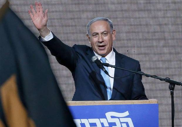 Israel's ambassador to the United States said Israel Prime Minister Benjamin Netanyahu did not flip-flop on a two-state solution. (Getty)