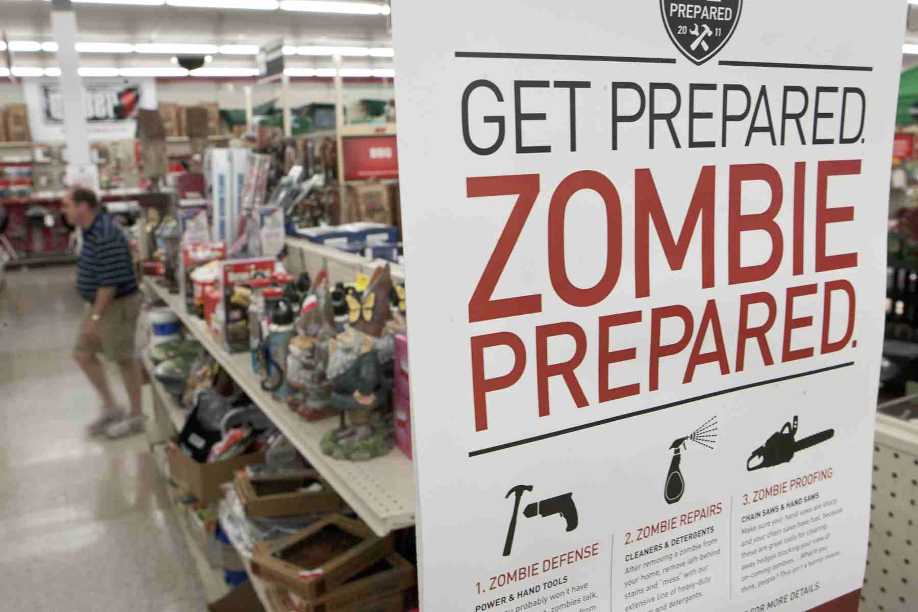 Our fact-checks won't protect you from actual zombies, but they will help you understand talking points that just won't die. (AP file photo)