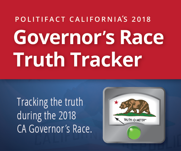 The 2018 California Governor's Race